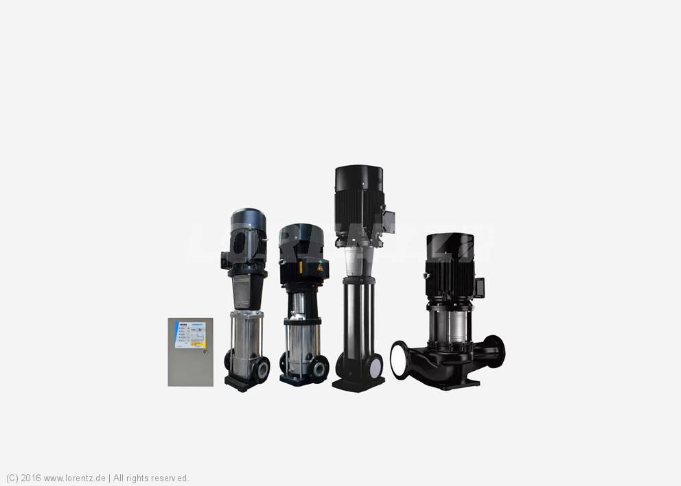 PS-CS-F Solar Pump Systems